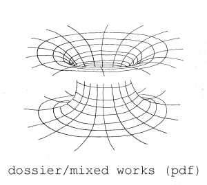 dossier mixed works
