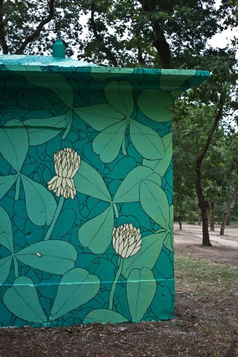 reforestando trilolium kaldarte 2015 ----