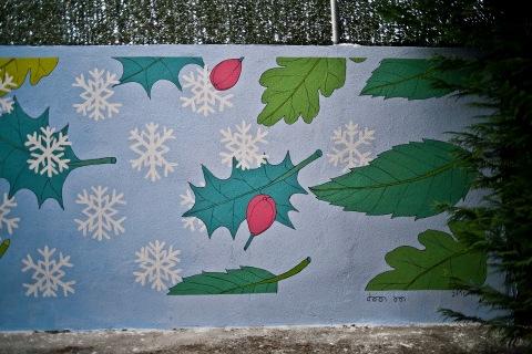 reforestando con nieve  doa oa