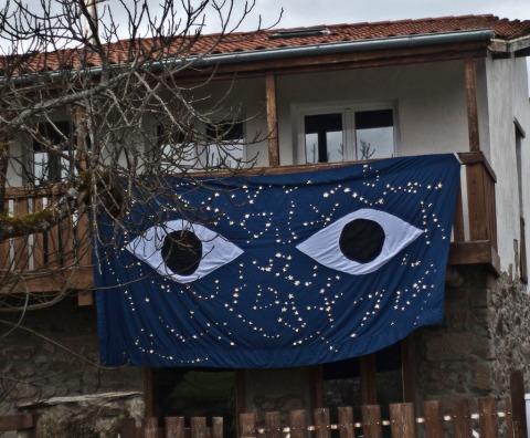 prueba de estado_ bandera olhar ao universo_doa oa
